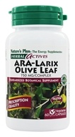 Herbal Actives ARA-Larix Olive Leaf Complex