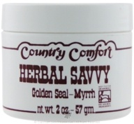 Herbal Savvy Golden Seal-Myrrh