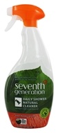 Shower Cleaner Spray Green Mandarin & Leaf