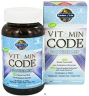 Vitamin Code RAW 50 & Wiser Men's Multi Formula