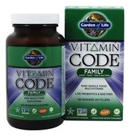 Vitamin Code Family Multi Formula
