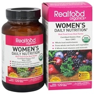 Real Food Organics Women's Daily Nutrition