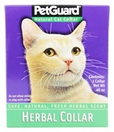 Natural Herbal Cat Collar