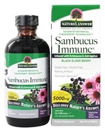 Sambucus Black Elder Berry Extract Immune Support