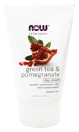 Green Tea Pomegranate Day Cream