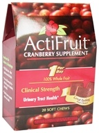 ActiFruit Cranberry Supplement
