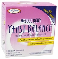 Whole Body Yeast Balance Kit Triple-Action Internal Cleansing System