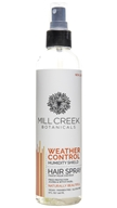 Hair Spray Weather Control