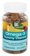 Omega 3 Gummy Vitamins for Adults