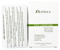 Virgin Olive Oil Face and Body Bar Soap