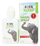 Kid's Saline Nasal Spray with Xylitol