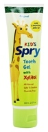 Xlear - Spry Kid's Tooth Gel with Xylitol - 2 oz. Formerly Spry Infant Tooth Gel