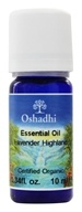 Professional Aromatherapy Highland Lavender Certified Organic Essential Oil