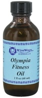 Wise Ways - Olympia Fitness Oil - 2 oz. formerly Cellulite Oil