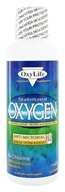Oxygen with Colloidal Silver and Aloe Vera Unflavored