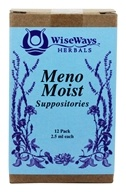 Meno Moist Suppositories