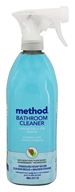 Method - Natural Tub + Tile Bathroom Cleaner Eucalyptus Mint - 28 oz.