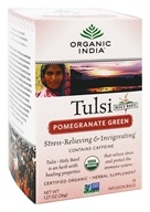 Tulsi Tea with Elderberry
