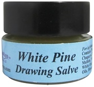 White Pine Drawing Salve