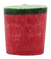 Votive Candle Holiday Spirit
