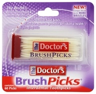 BrushPicks Interdental Toothpicks