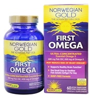 Norwegian Gold Ultimate Fish Oil First Omega
