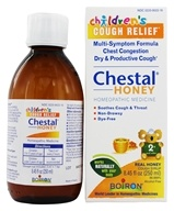 Chestal Honey For Children Homeopathic Cough Syrup