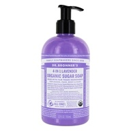 Dr. Bronners - Magic Shikakai Soap Organic Lavender - 12 oz.