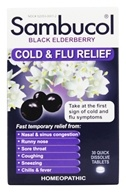 Black Elderberry Cold and Flu Relief