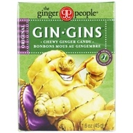 Ginger Chews Original Travel Size