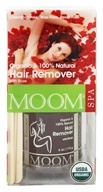 Organic Hair Remover Kit with Rose Essence