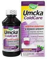Umcka Cold Care Sugar-Free Grape Syrup