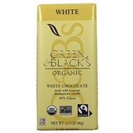 White Chocolate Bar 30% Cocoa
