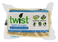 Biodegradable Loofah Cleaning Sponge 2 Pack
