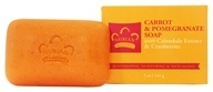 Nubian Heritage - Bar Soap Carrot & Pomegranate - 5 oz.