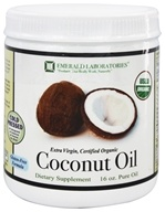 Certified Organic Extra Virgin Pure Coconut Oil