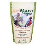 100% Raw Maca Magic