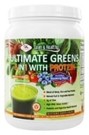 Ultimate Greens Protein 8 in 1 with Hemp Protein