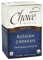 Black Tea Russian Caravan