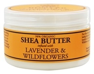 Shea Butter Infused With Lavender & Wildflowers