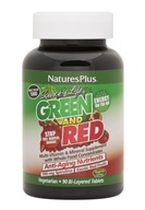 Source of Life Green and Red