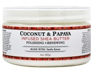 Shea Butter Infused With Coconut & Papaya