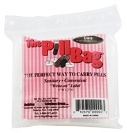 The Pill Bag Sanitary Reclosable Bag