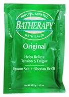 Batherapy Natural Mineral Bath Salt