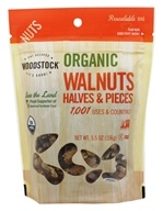 Organic Walnut Halves and Pieces