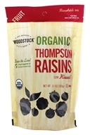 Organic Thompson Raisins
