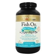 Fish Oil with Vitamin D