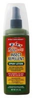 Insect Repellent Extended Release Geraniol Spray Lotion