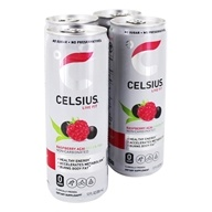Raspberry Acai Green Tea  - 4 x 12 oz.(355ml) Cans