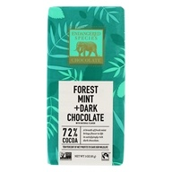 Dark Chocolate Bar with Deep Forest Mint 72% Cocoa